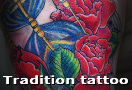 Tradition tattoo